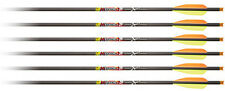 "Carbon Express Mayhem 20"" Crossbolt Factory Fletched w/ 3"" Vanes 6 Pack"