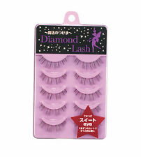 F/S ☀DIAMOND LASH☀ Japan SWEET EYE Five Pairs Lower Lash Try Japan quality!!