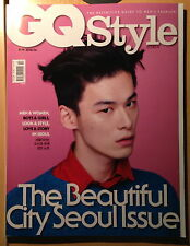 GQ Style Magazine Korea Fall Winter 2013, Kim Won  NEW