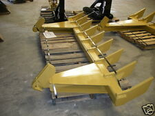 "dozer blade root rake, 112"" wide, 1065 lbs AR400 steel NEW"