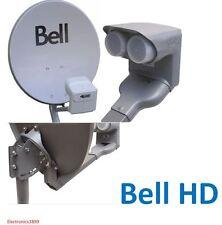"""Dish 500 Bell ExpressVu 20"""" DPP Twin LNB"""