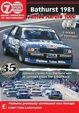 Magic Moments of Motorsport: Bathurst 1981 - James Hardie 1000 NEW R4 DVD