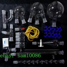 1000,New Organic Chemistry Laboratory Unit,24/29,Lab Glassware Kit,Free Shipping