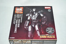 Kaiyodo Revoltech Sci-Fi 031 War Machine Marvel Iron Man 2 used