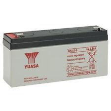 Np2.8-6 Yuasa 2,8 Ah 6v Lead-acid Batería Recargable