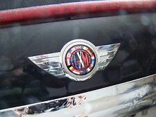 LXM International MINI Cooper, Clubman, Countryman, Paceman sticker, small