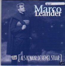 (341X) Marco Leander, Als Ik Naar de Hemel Staar - 1999