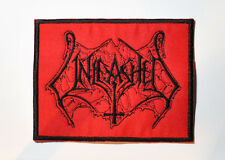 UNLEASHED DEATH METAL EMBROIDERED PATCH DISMEMBER GRAVE VADER CANNIBAL CORPSE
