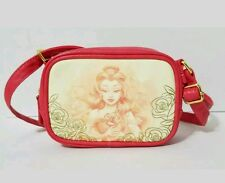 "Stunning ""Belle"" Beauty & The Beast Disney Boutique Small Handbag Rare Exclusive"