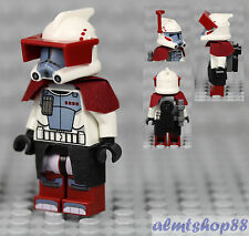 LEGO Star Wars - Elite ARC Clone Trooper 9488 w/ Backpack Full Armor Minifigure