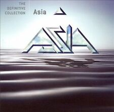 The Definitive Collection by Asia (Rock) (CD, Nov-2006, Geffen) Brand New