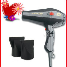 Parlux 3200 Compact Hair Dryer Gray #1 Used by Professionals Made in Italy