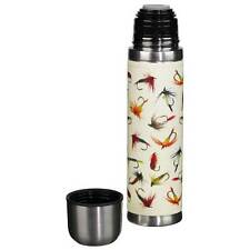 Hook Line and Sinker Fish Flask (Cream) by Wild & Wolf