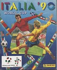 FIFA World Cup 1990 Italy PANINI Album reprint