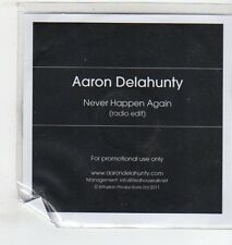 (ET344) Aaron Delahunty, Never Happen Again - 2011 DJ CD