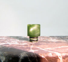 STACK ON, Jade Green 510 DRIP TIP, VAPE, Made in USA by Smart Tips!