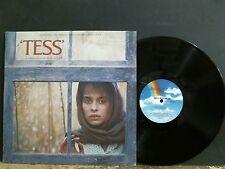 TESS  Original Soundtrack    LP  Roman Polanski film     RARE !!