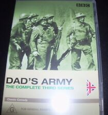Dad's Army The Complete Third Series 3 (Australian Region 4) DVD – Like New
