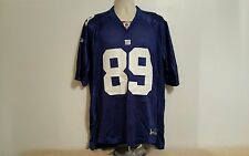 Reebok Kevin Boss New York Giants Adult Blue NFL Equipment XL Jersey