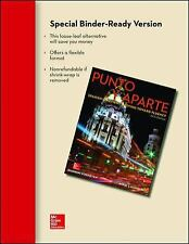Looseleaf for Punto y aparte, Lambright, Anne, Foerster, Sharon, Acceptable Book
