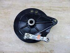 1981 Honda CB750C Custom CB 750 H1418. rear brake blate hub drum #2