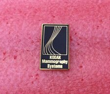 Pins PHOTO KODAK MAMMOGRAPHY SYSTEMS Dépistage Cancer du Sein
