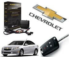 2010-2016 CHEVROLET CRUZE PLUG & PLAY REMOTE START DIY CHEVY GM PLUG IN INSTALL