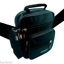 Borsa Tracolla Taschino Marsupio Sport Di Tasca Bag Vacanza Tempo Libero Nero