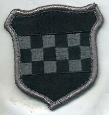 US Army 99th Infantry Division ACU Patch With Velcro