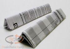 Arnold HN 2013 Ersatz-Satz Beipackzettel für SBB E-Lok 16381 Spur N 1:160