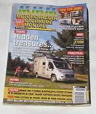MMM MOTORCARAVAN MOTORHOME MONTHLY AUGUST 2007 - KNAUS VAN TI 550MD/IH OREGON RE