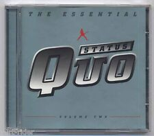 STATUS QUO The Essential volume two - 18 original greatest hits CD - come nuovo