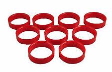 PERADON SET OF 9 PLASTIC BAR BILLIARD TABLE RINGS S4686##