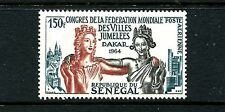 Senegal C35 MNH, Congress of the International Federation of Twin Cities  x20508