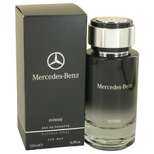 Intense Cologne By Mercedes Benz Men Perfume Eau De Toilette Spray 4.0 oz 120 ml