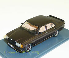 Neo 1:43 Mercedes 280E (W123) AMG Brown 1980 45535