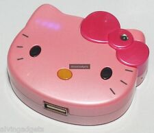 Hello Kitty External Battery Power Bank For iPhone 4/5/6 6 Plus
