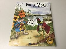 FROG MATH PREDICT, PONDER, PLAY TEACHERS GUIDE, GRADES K-3
