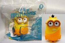 2015 McDonald's Happy Meal MINIONS  - Talking Caveman Minion Toy #5 WTF ~ NEW!