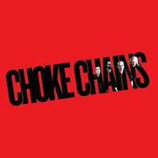 CHOKE CHAINS BLACK GLADIATOR RECORDS VINYLE NEUF NEW VINYL LP