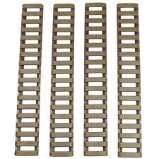 4x Ladder Rail Cover Handguard Weaver Picatinny Heat Resistant Protective strip