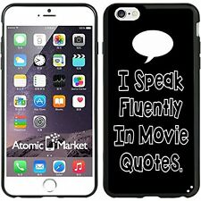I Speak Fluently In Movie Quotes For Iphone 6 Plus 5.5 Inch Case Cover
