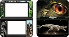 Nintendo 3dsxl 3 Ds Xl Dinosaurios Piel De Vinilo Sticker Decal Sticker