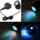 Single LED 12V Ponds Light For Underwater Fountain Water Garden Colourful 25w