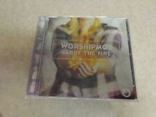 Carry the Fire , WORSHIPMOB, FULL 12 SONG CD.NEW,FREE SHIPPING