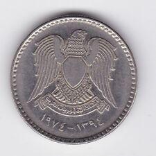 1974 Syria 1 lira Coin top grade C-475