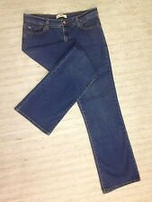 LEVIS 512 PERFECTLY SLIMMING BOOT CUT Sz 16 STRETCH JEANS ACTL 34X31 EUC E30