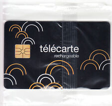 FRANCE TELECARTE / PHONECARD .. ORANGE RECHARGEABLE DEMI-CERCLES 12/11 NSB/NEUVE