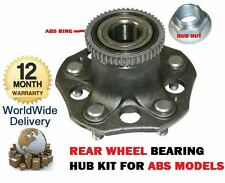 FOR HONDA ACCORD TYPE R V + INTEGRA 1999-2003 NEW REAR WHEEL BEARING HUB KIT