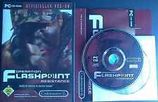 Operation Flashpoint-resistance add-on incl. gioco principale (PC)